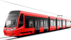 Reklama na tramvajích