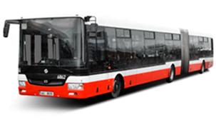Reklama na autobusech