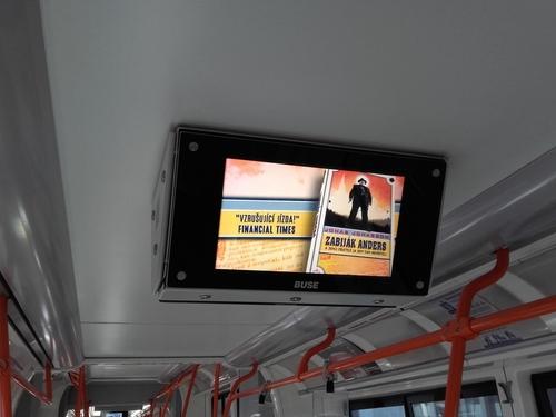LCD MONITORY (spot 25 sekund)