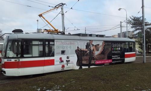 Sideboard - Tramvaje