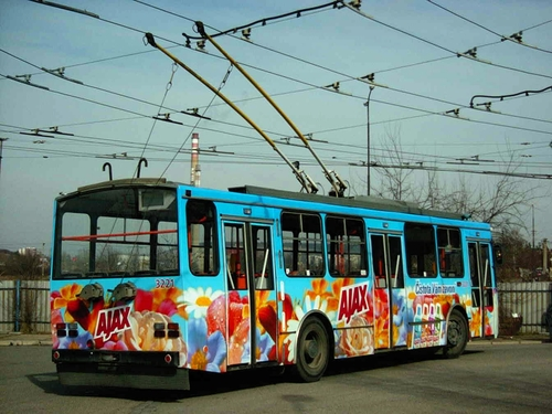 CELOPOLEP - Trolejbus TR 14