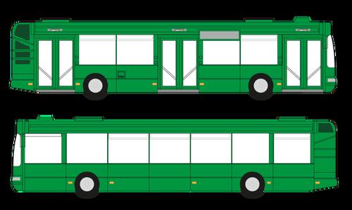 CELOPOLEP - Autobus Irisbus, Citelis (bez oken)