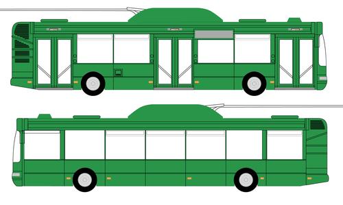 CELOPOLEP - Trolejbus Škoda 21Tr