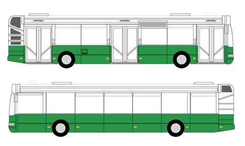 Pásová reklama - Autobus Solaris Urbino 12