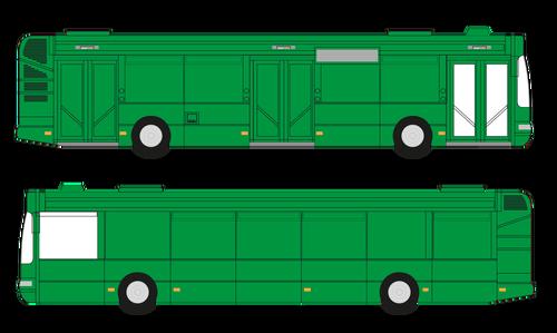 CELOPOLEP - Atuobus Solaris Urbino 12m (včetně oken)