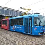 CELOPOLEP - Tramvaj Vario krátké (VarioLF) (včetně oken)