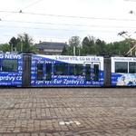 Celopolep - Tramvaj Anitra (Astra) (bez oken)