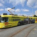 CELOPOLEP - Tramvaj Vario dlouhé (LF2) (včetně oken)