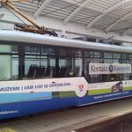 CELOPOLEP - Tramvaj Vario krátké (VarioLF) (+ 3 okna)