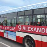 Polep autobusu NB 12