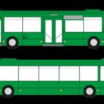 CELOPOLEP - Autobus Solaris Urbino 12 (bez oken)