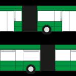 CELOPOLEP - Autobus Solaris 18 (kloubový)