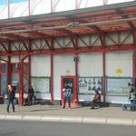 Vitrína na terminálu MHD FÜGNEROVA - atyp